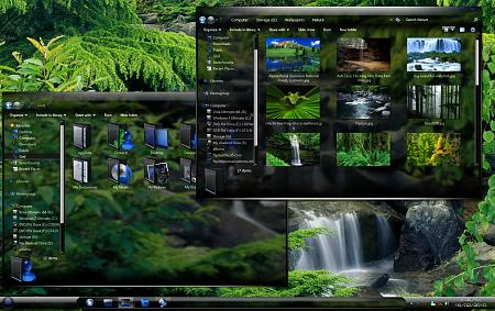 Tema Glass Para Windows 7